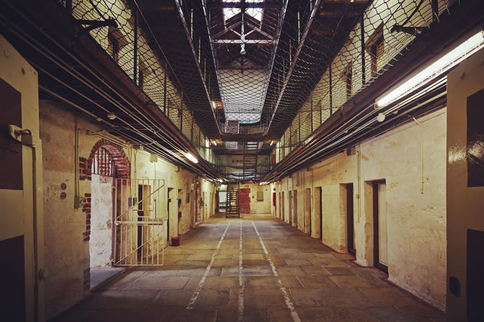 Fremantle Prison: Tours