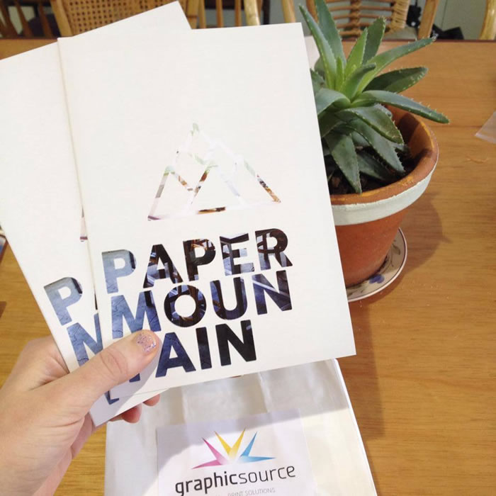 Paper Mountain | Studio Gallery & Space