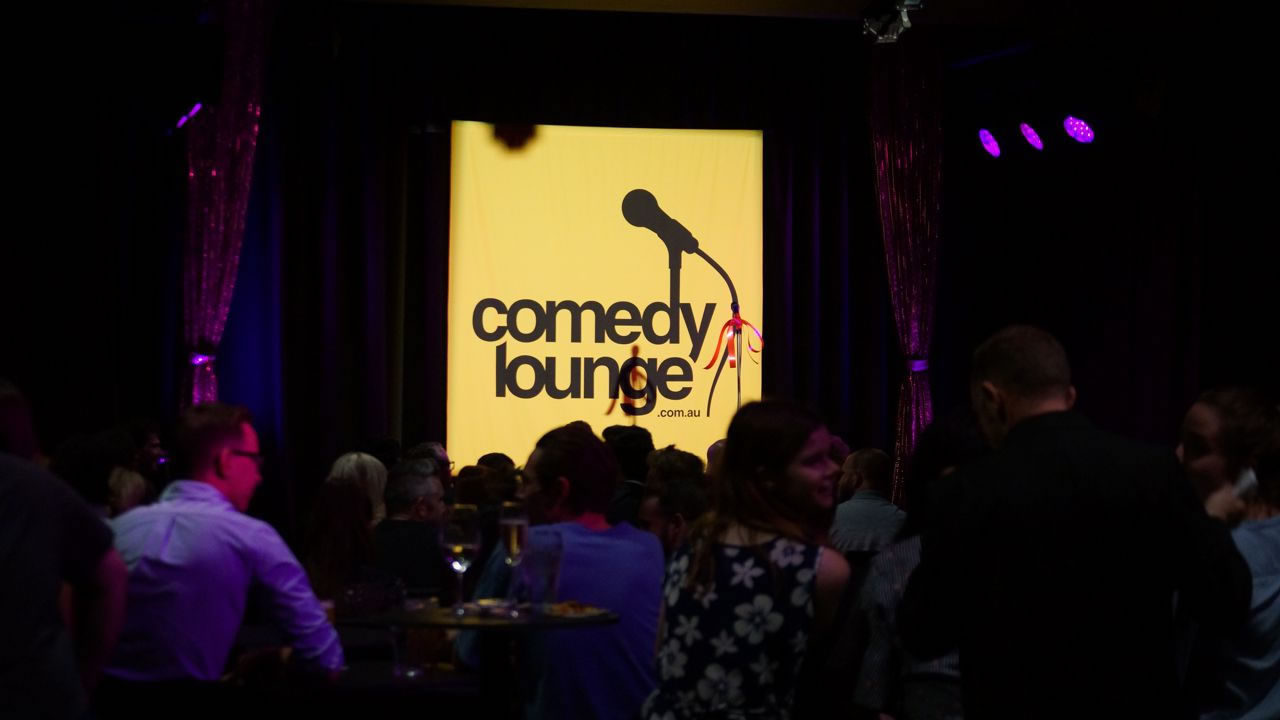 Comedy Lounge Perth City
