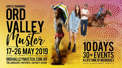 Argyle Diamonds Ord Valley Muster 2019