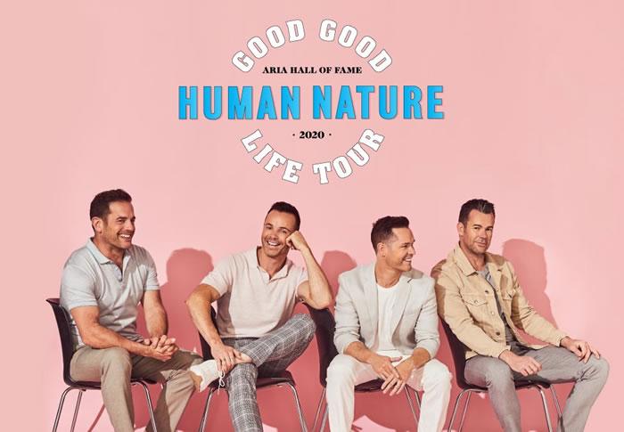 Human Nature - Good Good Life Tour